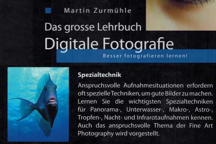 Digitale Fotografie Martin Zurmühle